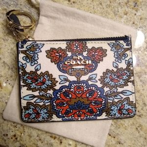 Coach ID holder/wallet (authentic)